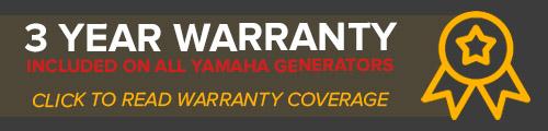 Yamaha Standard Warranty