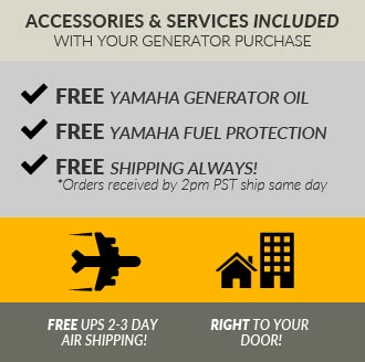 Free 1-Year Warranty